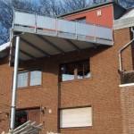 Balkon-Anlage