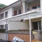 Überdachung (Terrasse)